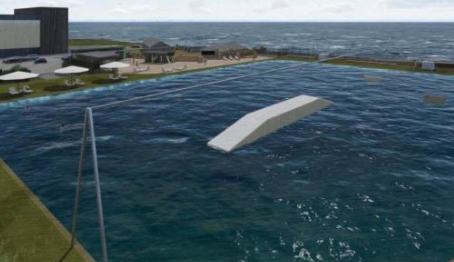 Rhyl could see first European wakeboard park of it's kind