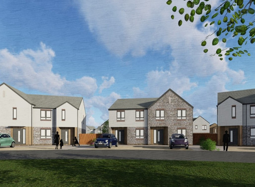 Planning submitted for 77 units, Ruthin