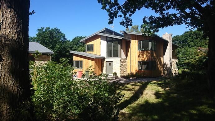 New Build Wynnstay Hall Estate