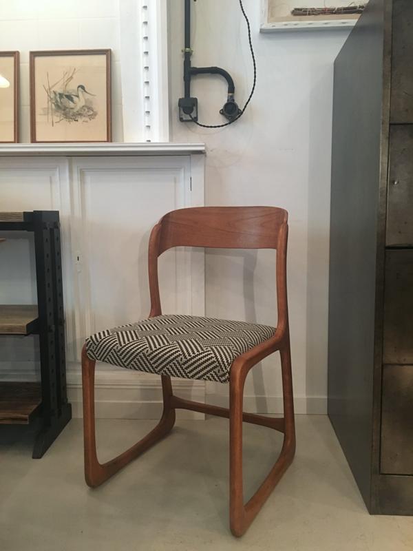 chaise traineau Baumann
