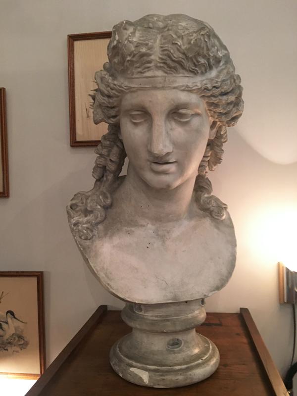 Buste Dionysos 19ème