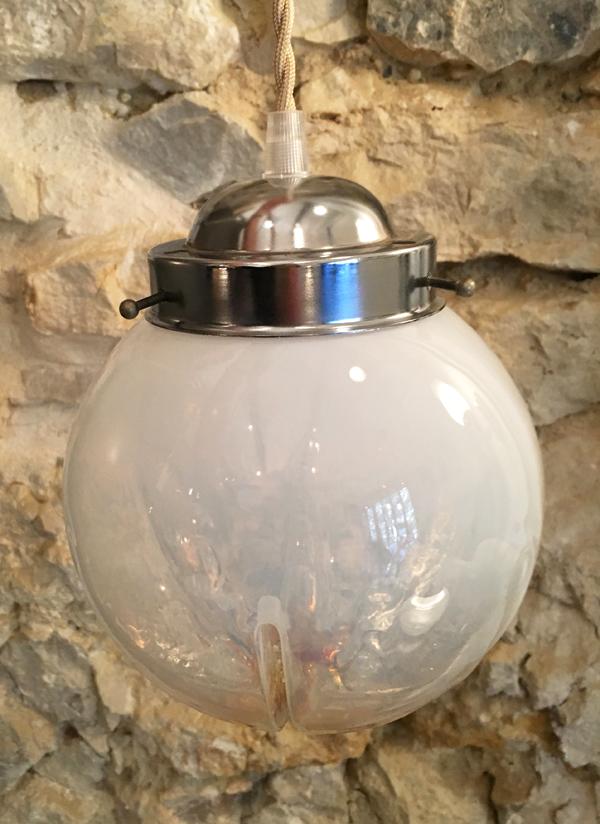 suspension verre de Murano