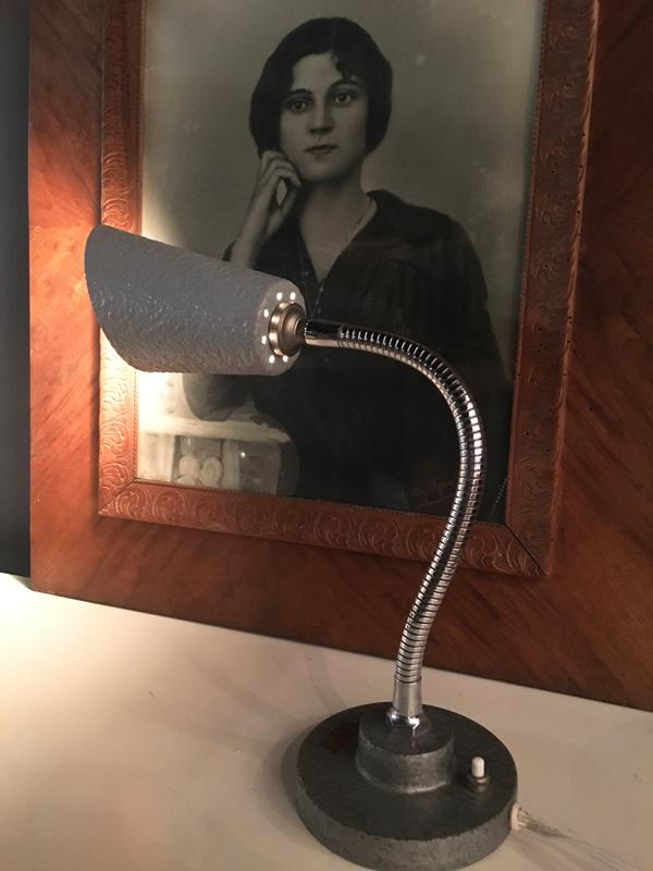 Lampe Cogit années 50