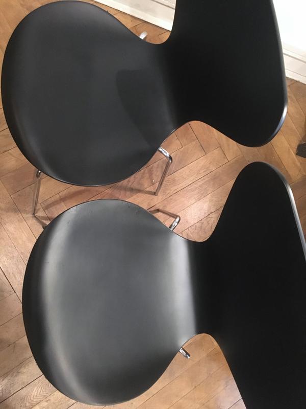 Chaise 3107 Arne Jacobsen