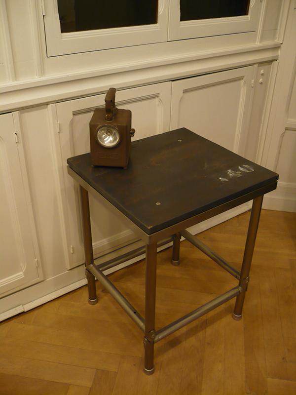 Table industrielle vinage.JPG