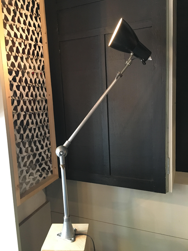 Lampe de métier Lumina