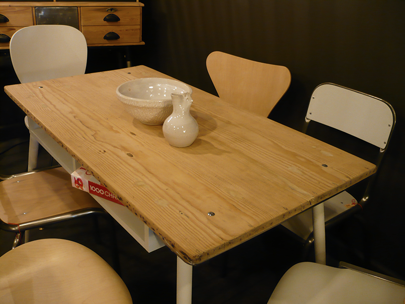 Table de repas 6 personnes