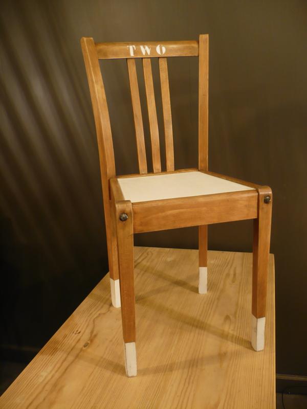 Chaise bistrot vintage Stella