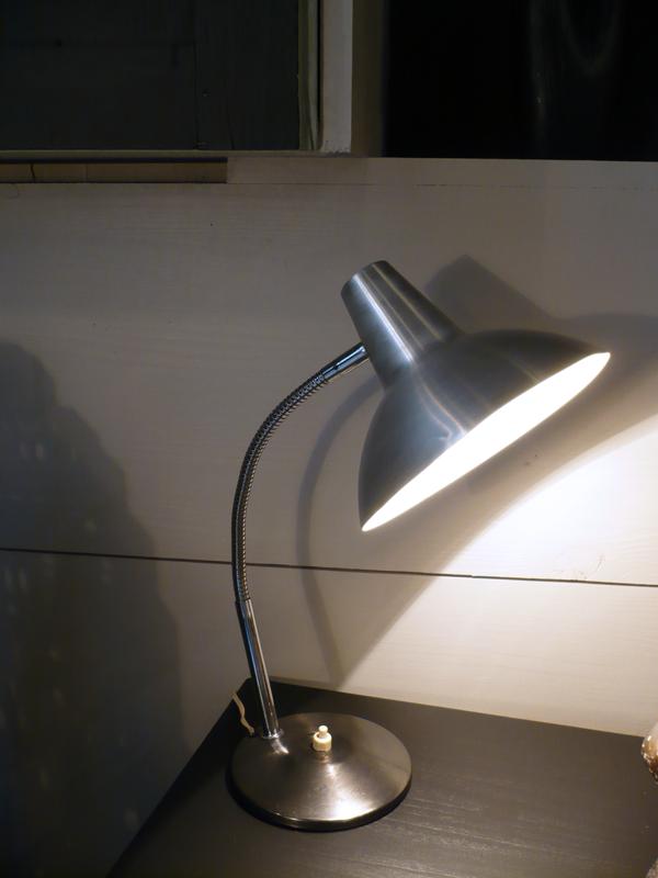 lampe fifties à poser ou à suspendre