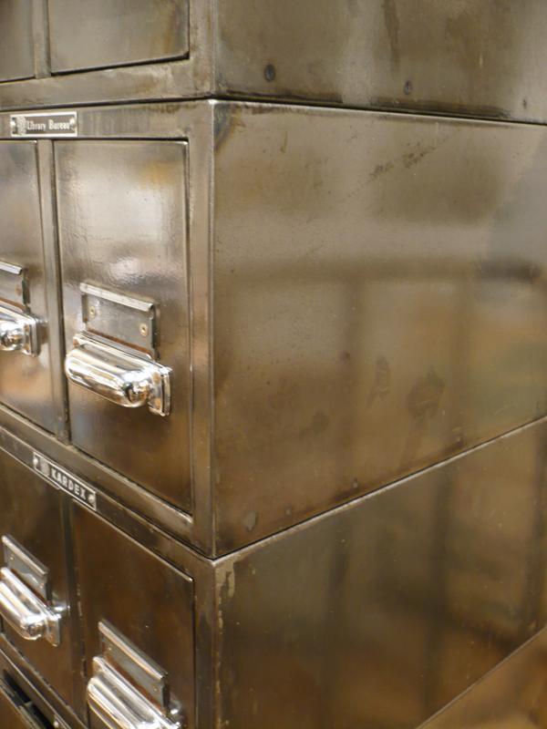 Bloc tiroir Remington Rand