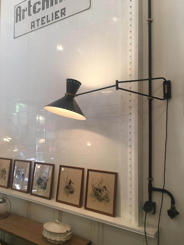 lampe Diabolo René Mathieu