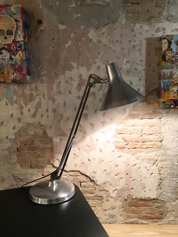 lampe Luxo Jacobsen Alu