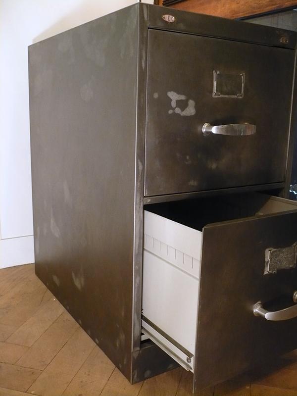 Meuble de bureau vintage