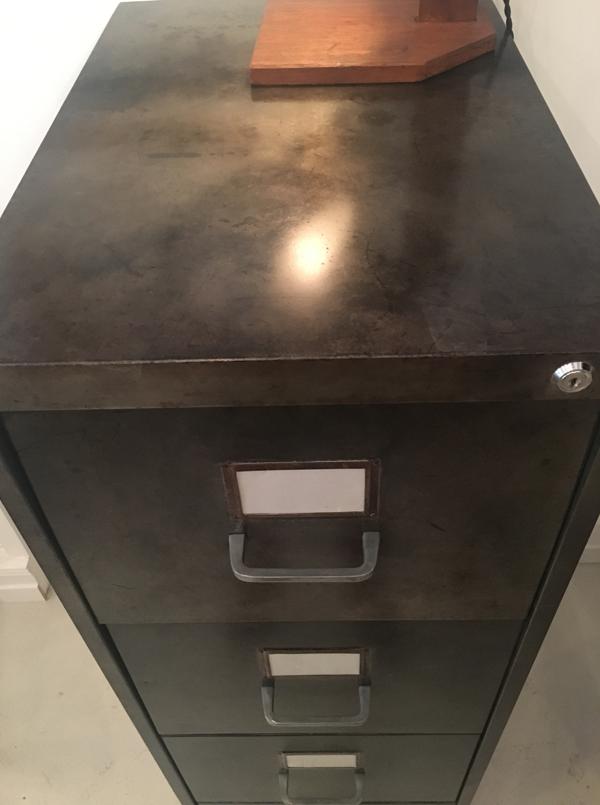 Trieur métal années 50