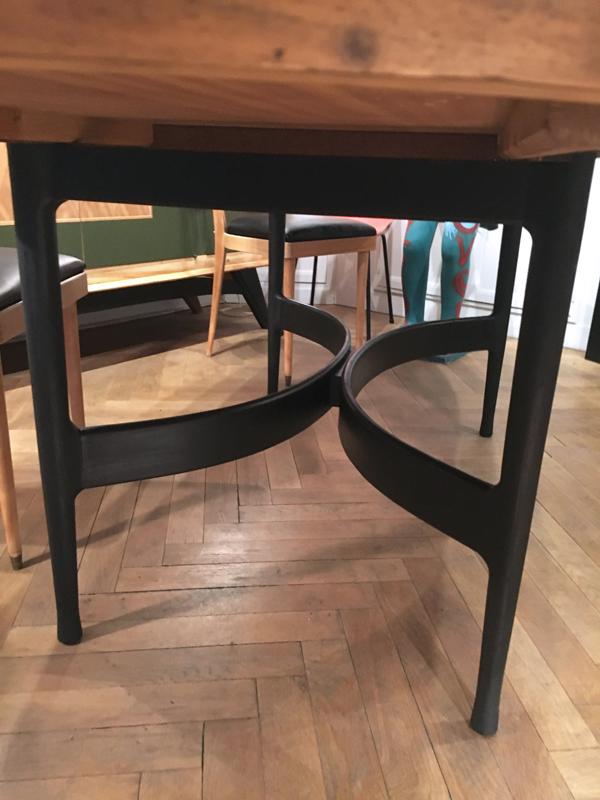Table danoise années 50