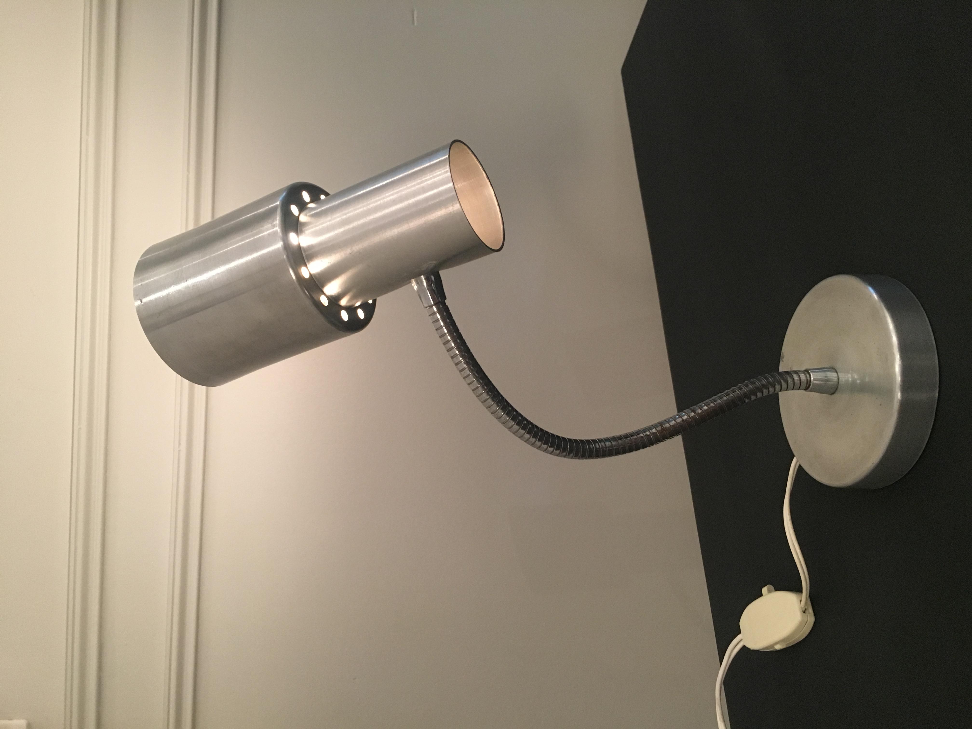 lampe spot alu