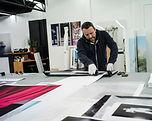 Studio photographique, galerie photo, art contemporain, marseille,