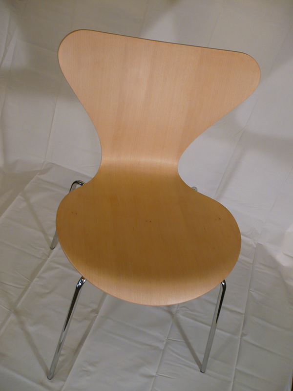 Chaise vintage Arne Jacobsen