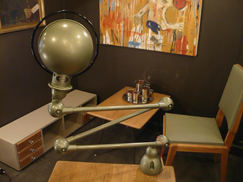 Lampe d'atelier Jieldé