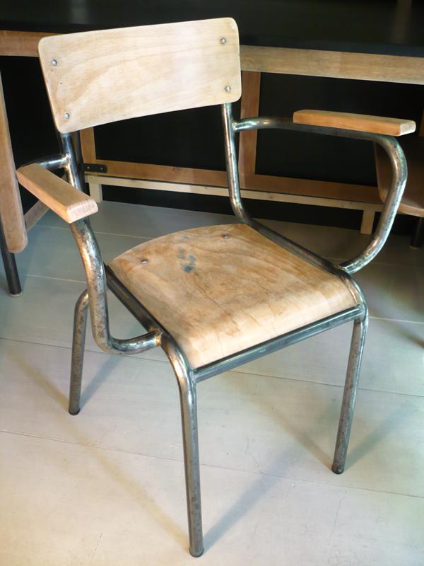 Chaise de maître d'école