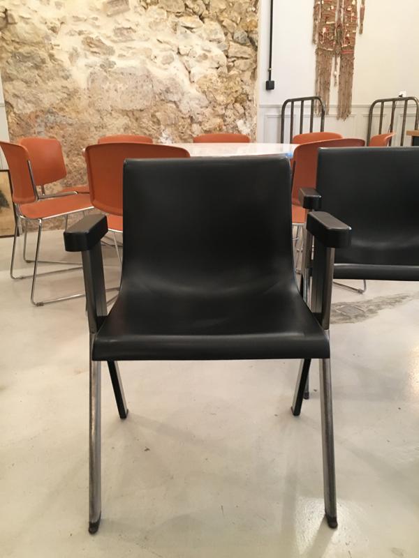 chaise Ettore Sottsass