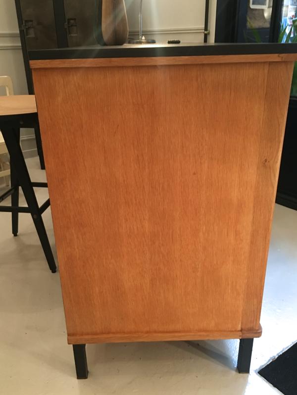 meuble en chêne années 50