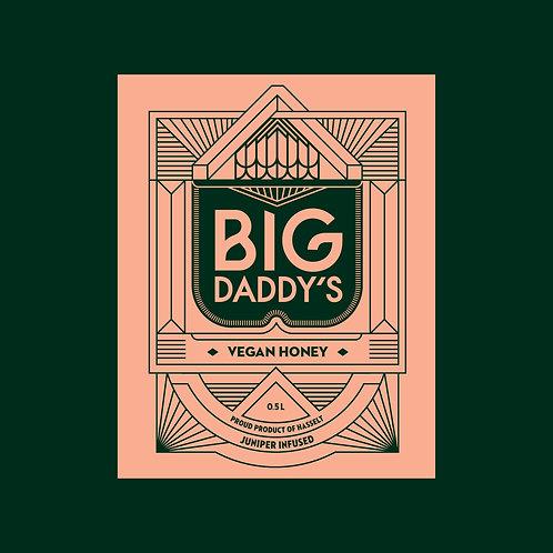 Big Daddy's Vegan Honey- 500ml