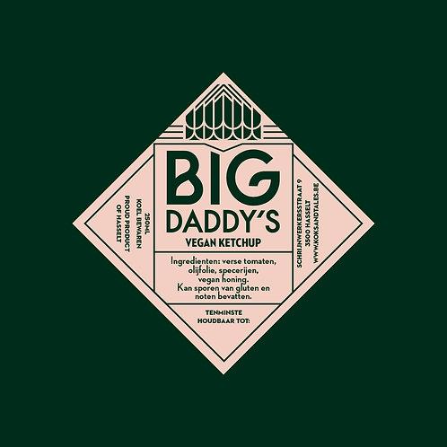 Big Daddy's Vegan Ketchup - 250ml