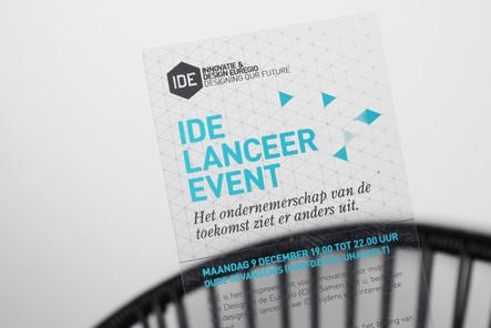 IDE Lanceer event