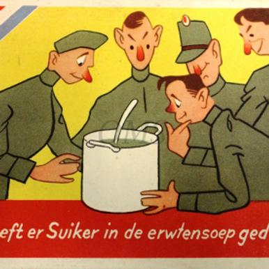Koken en Zingen in Oorlogstijd