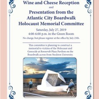 Wine and Cheese Reception