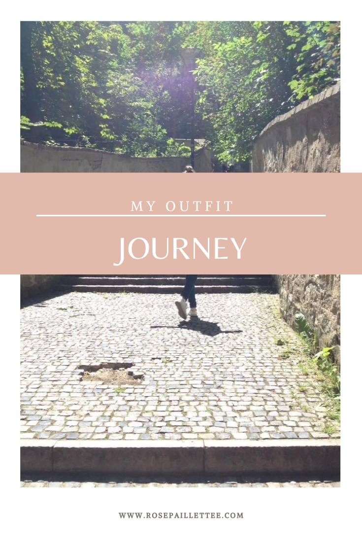 My outfit journey