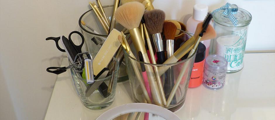 Mon rangement maquillage | Home