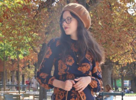 Un look totalement d'automne | OOTD