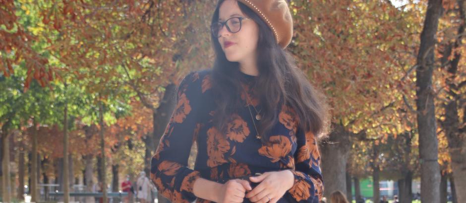 Un look totalement d'automne   OOTD
