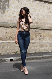 Quel jeans porter quand on est petite