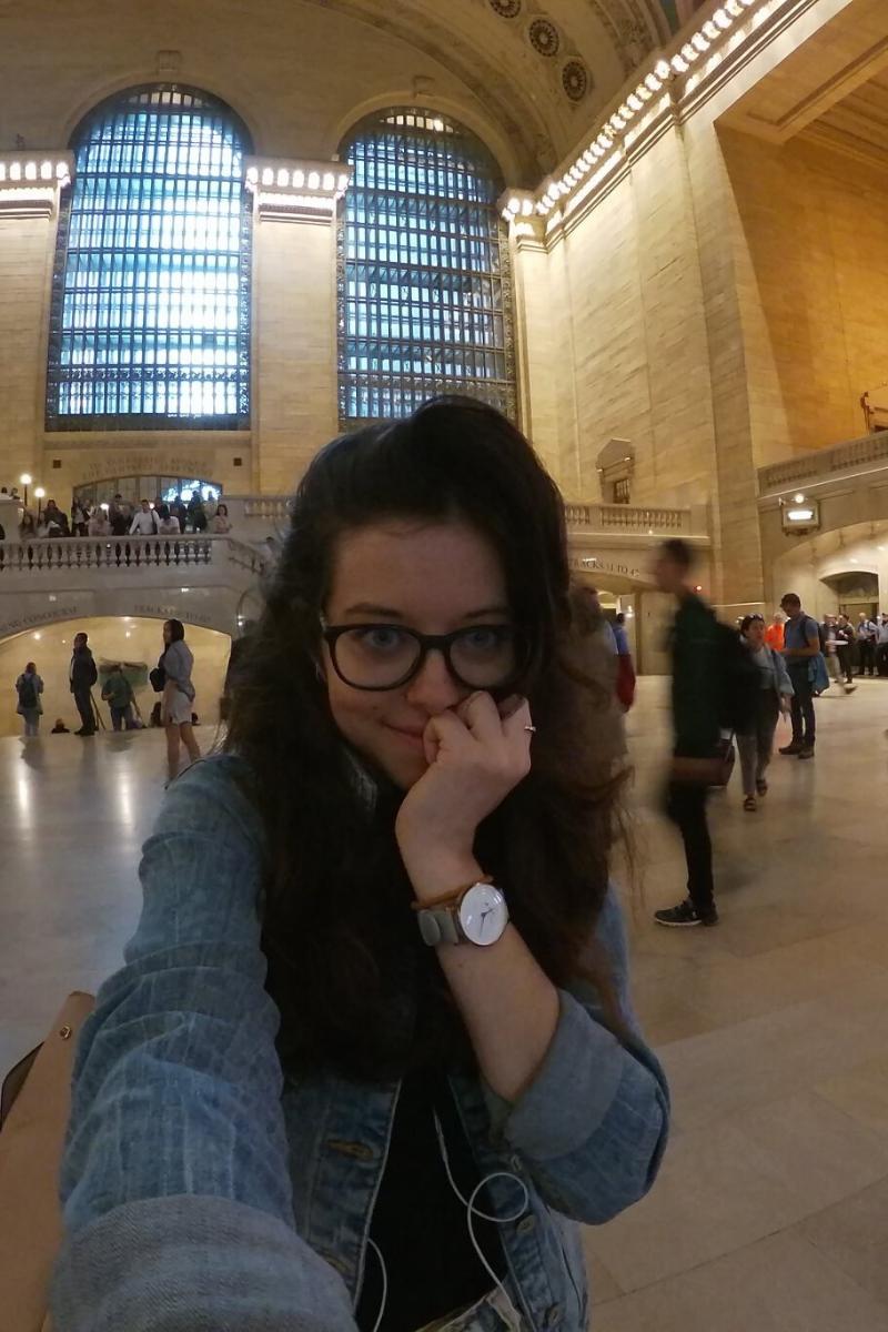 La gare de grand central