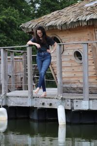 un week-end insolite... sur un lac
