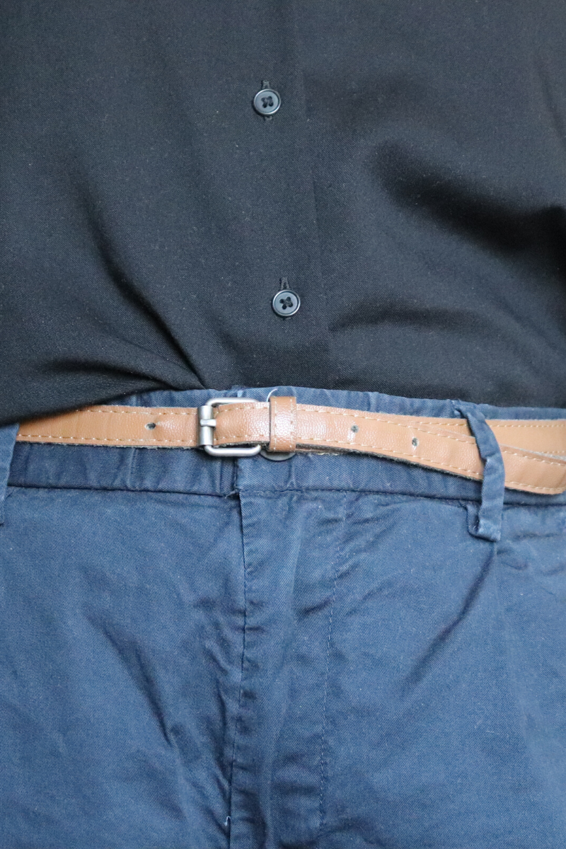 Le chino d'homme