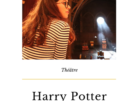 Harry Potter and the cursed child avis | Travel