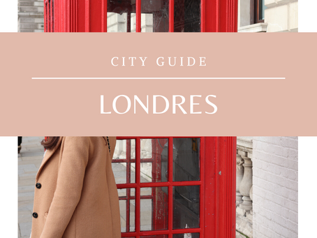 City guide : Londres | Travel