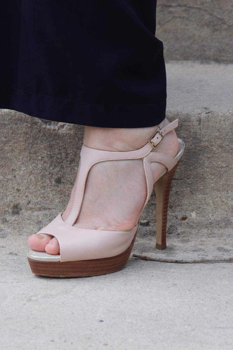 focus sur les chaussures à talon san marina