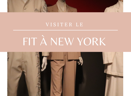 Visiter le FIT à New York | Travel
