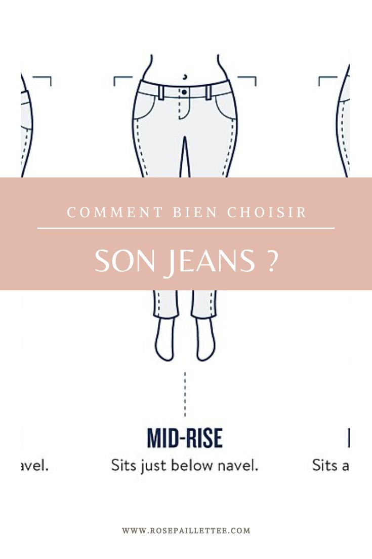 Comment bien choisir son jeans ?