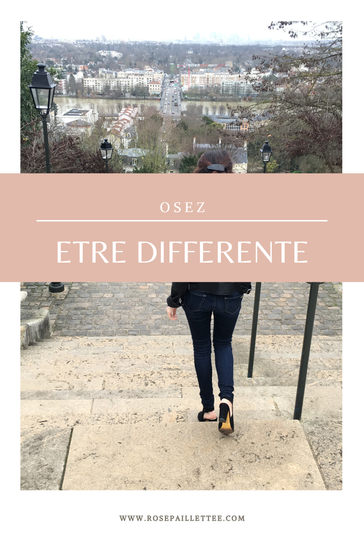 Osez être différente