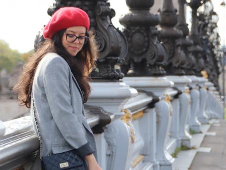 Je reproduis les looks d'Emily in Paris | OOTD
