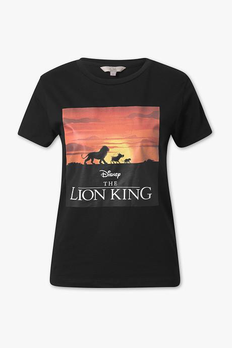 T-shirt le roi lion C&A