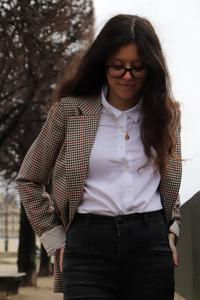 Blazer chemise