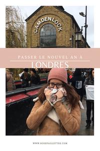 Passer le nouvel an à Londres