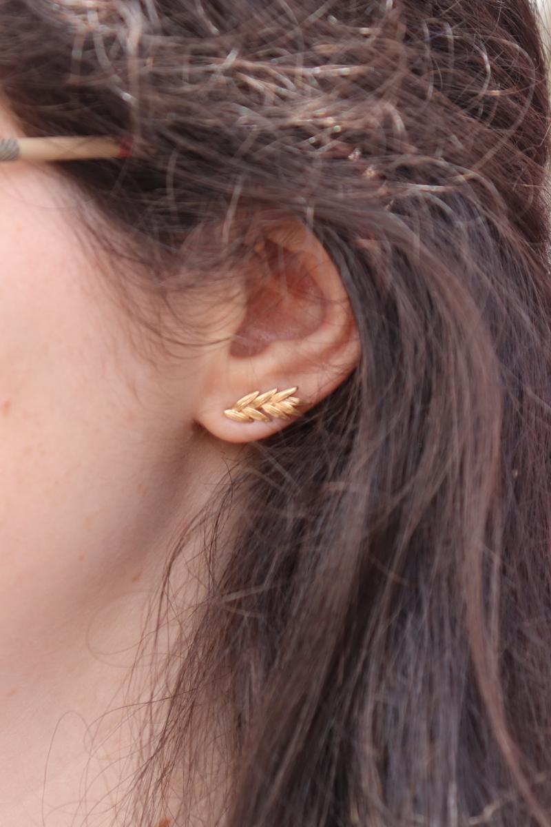 photo du look de rosepailettee avec jupe python à montmartre